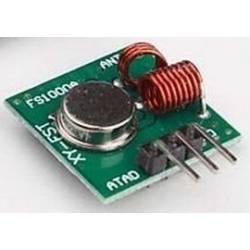 Module émetteur 433 MHz pour Arduino, Raspberry Pi