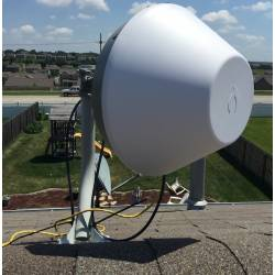 GIGALINK60, bridge 1 Gbps 60 GHz et 5 GHz